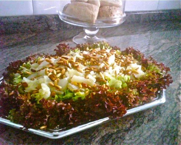 Recipe week: Cod Salad