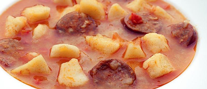 Receta de la semana: Patatas a la Riojana