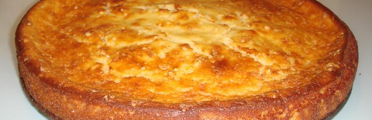 Recipe week: Ricotta tart