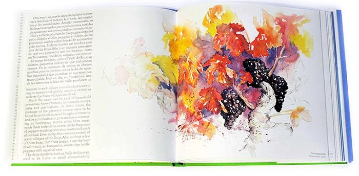 Rioja Alta, el libro del artista  Juanjo San Pedro y el etnógrafo Luis Vicente Elías elegido mejor libro de vino del mundo