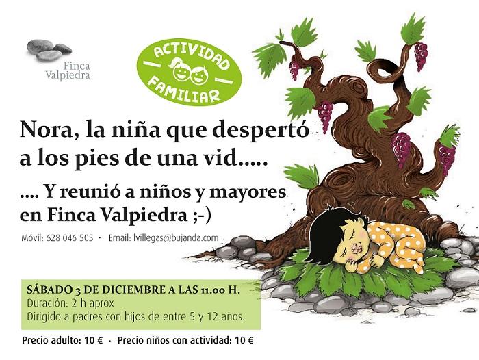 Family wine tourism at Familia Martínez Bujanda: The Enchanted Vineyard