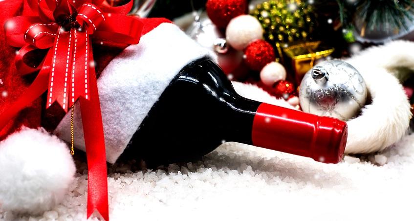 La Navidad, con vinos de Familia Martínez Bujanda