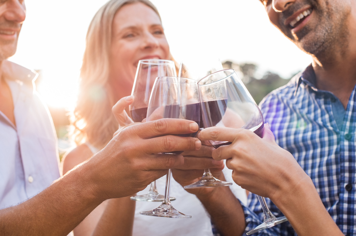 Wine consumption in Spain is beginning to increase