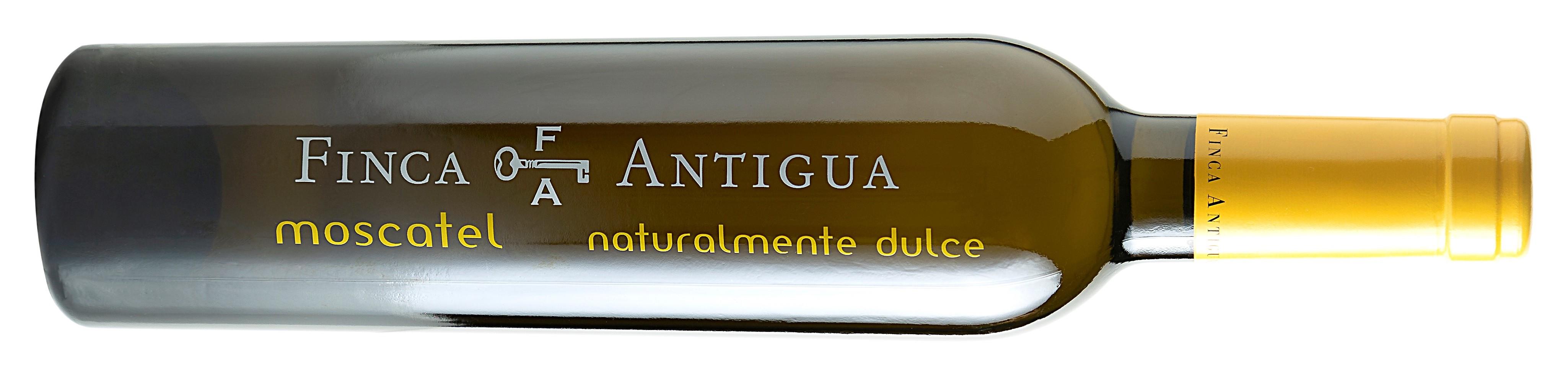 botella Finca Antigua Moscatel