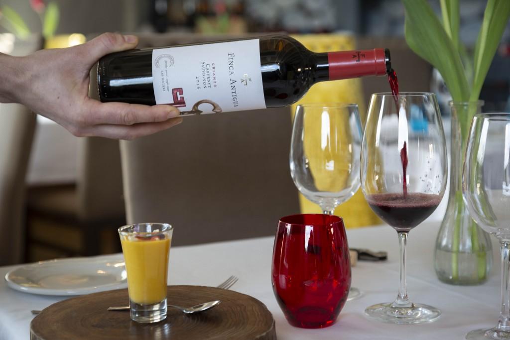 Maridaje, la armonía entre vino y gastronomía